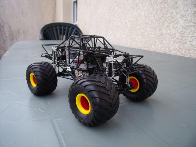 "Dodge Monster Truck ""Raminator"" 510686DodgeRaminator083"