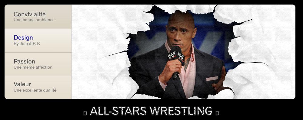 ★ Wrestling All-Stars ★