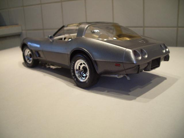 chevrolet corvette 25 th anniversary de 1978 au 1/16 - Page 2 511060IMGP8886
