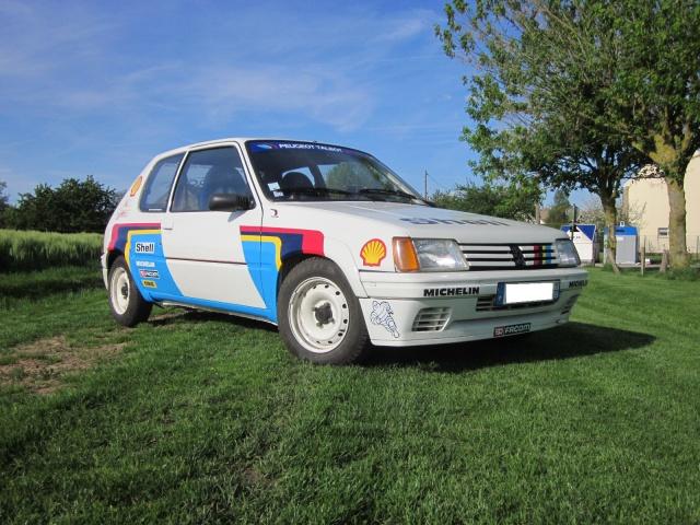 [alex 89] 205 Rallye Blanc Meije 1988 - Page 9 511248IMG3668
