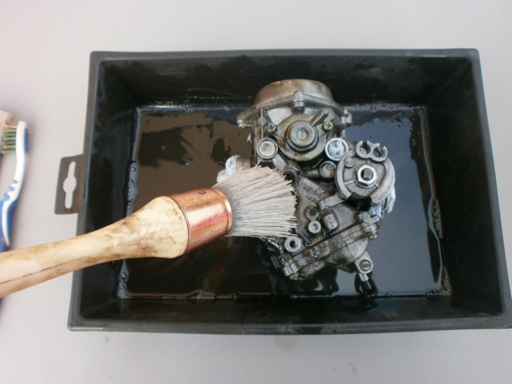 Nettoyage carburateurs de transalp 600 511603P2140002