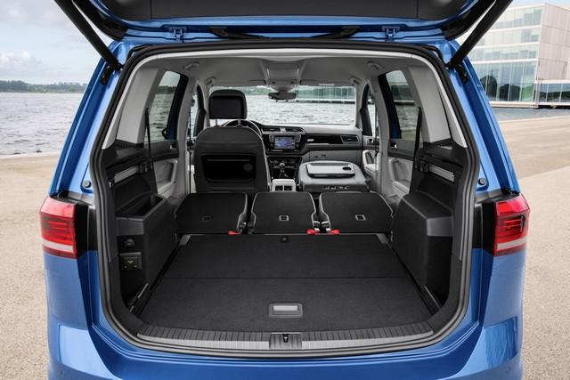Le nouveau Touran obtient la note maximale de 5 étoiles Euro NCAP 511842thddb2015au01091large