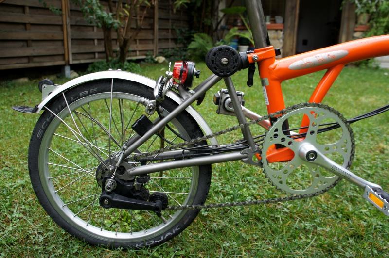 VENDS Brompton S6LX titane orange plus options 1280 EUROS [vendu] 512287brompton007