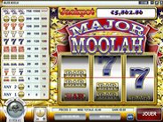 jeux de casino Jackpots Progressifs