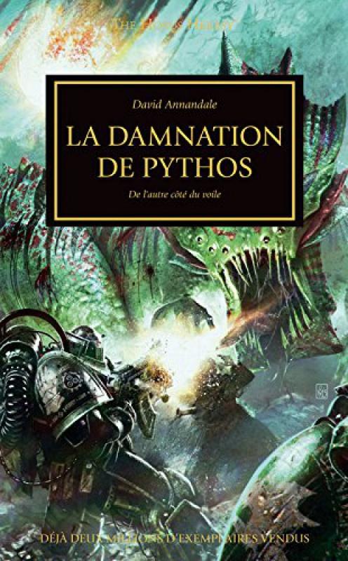 La Damnation de Pythos de David Annandale 51393851csseLcDjL