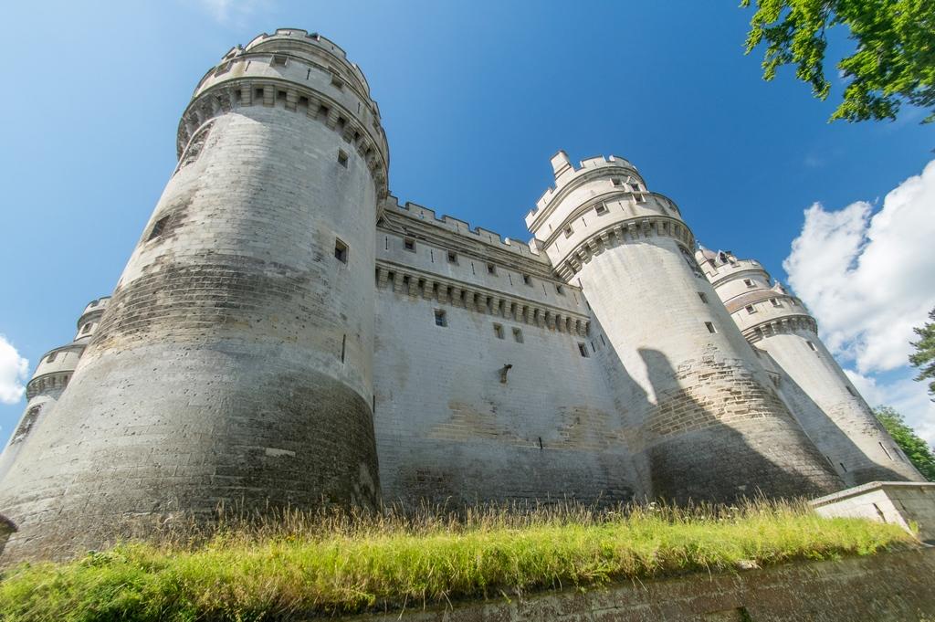 Chateau de Pierrefonds (60)  514295IMGP5111