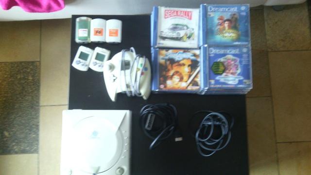 [Vends] Dreamcast+manette+14jeux+5 vmu 514433IMG20150310115251