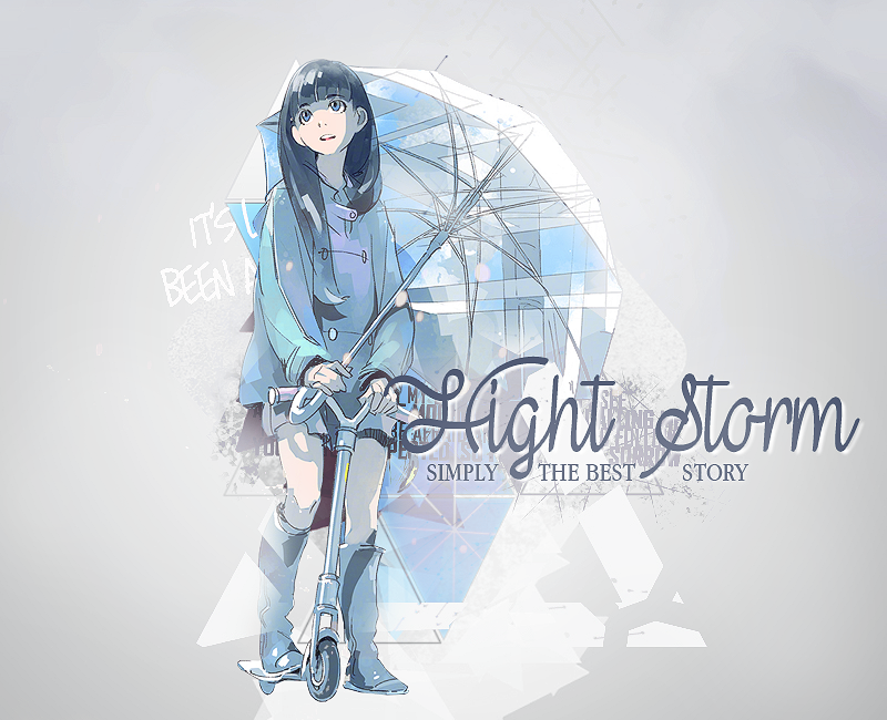 Hight Storm - Kaminari tōjō