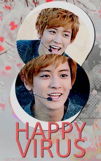 MY HAPPY LITTLE PILLS 514681Chanyeolhappyvirus