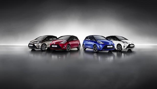 Toyota Annonce Les Prix De La Nouvelle Yaris 515320toyotayarisbitonerange1finalrgb
