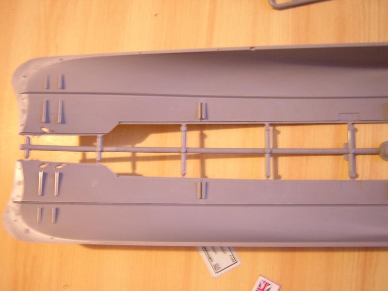 1/350 Zvezda HMS Dreadnougth 516004DSCN7181
