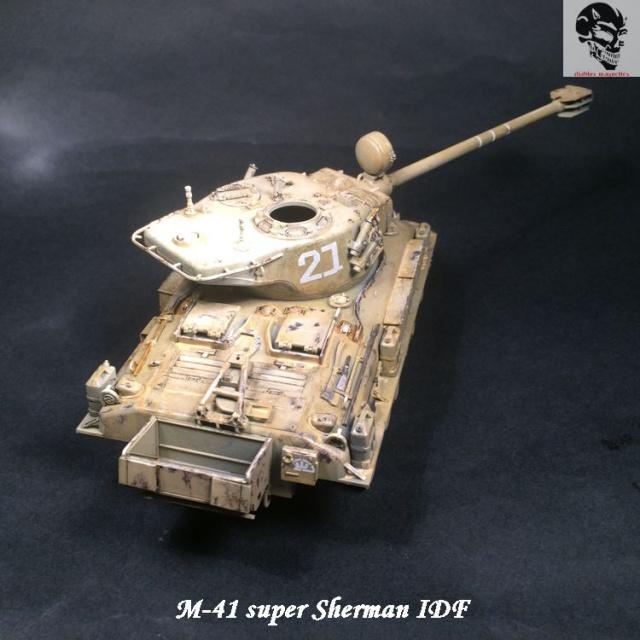 M-51 Super Sherman IDF - Academy 1/35 516034IMG4889