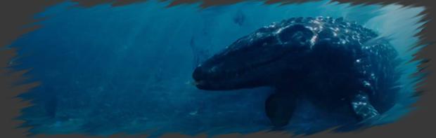 Le Spectacle du Mosasaurus