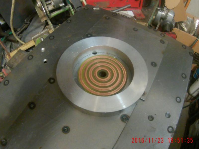 Etudes et réalisation d'une pelle carrière 9100 au 1/14 rétro en base d'une CAT 323 L au 1/10. - Page 4 516412020