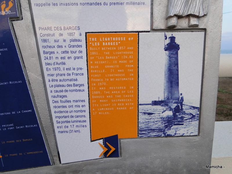 Phare des Barges (Sables d'Olonne) 516630SablesdOlonne82