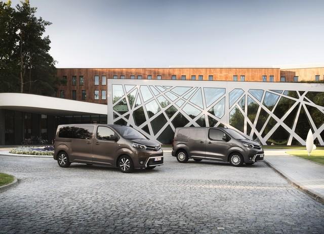 Toyota Annonce Les Prix De La Nouvelle Yaris 5166622016proaceverso33