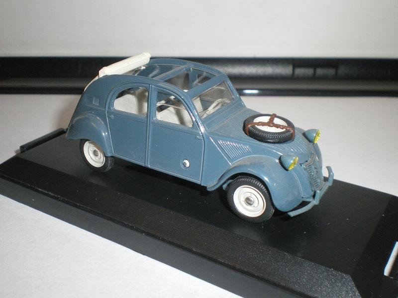 Citroën 2CV - Vitesse 1/43. 516691IMGP4044