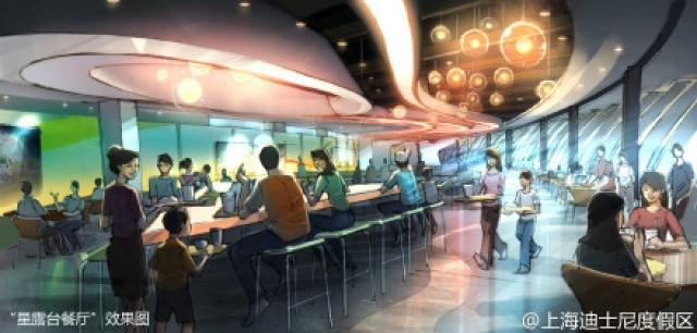 [Shanghai Disneyland] TOMORROWLAND (TRON/Buzz/Jet Packs/Star Wars/Stitch) - Page 2 516757w33