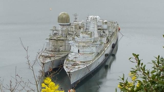 [Le cimetière des bateaux et du patrimoine de la Marine] Le cimetière de LANDEVENNEC - Page 26 516995LANDEVENNEC