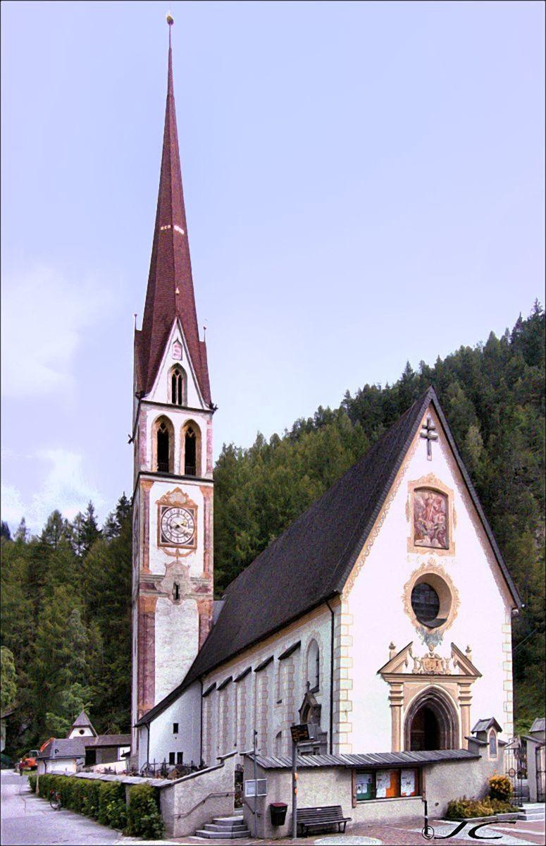 Les alpes  autrichiennes - Page 2 517471glise1200A