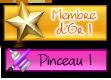 Membre d'Or & Pinceau du Forum