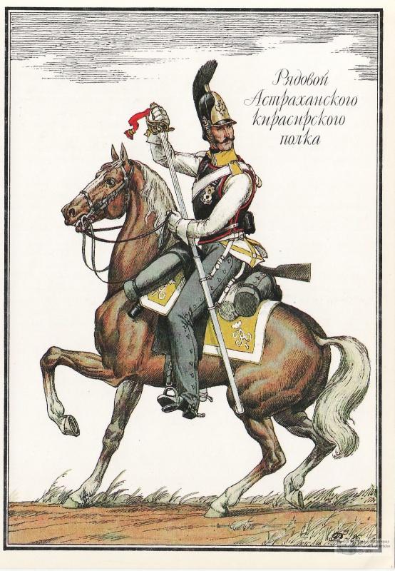 la cavalerie Russe en 1812 517895887