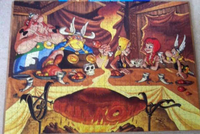 [Vente] puzzles, lot pièces échec asterix 518000repasvicking