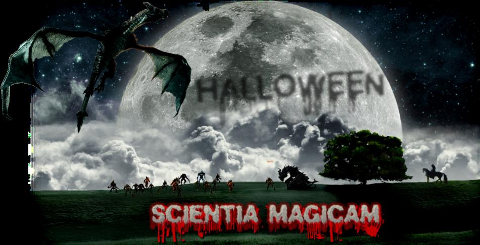 Scientia Magicam 518205Halloweenheader