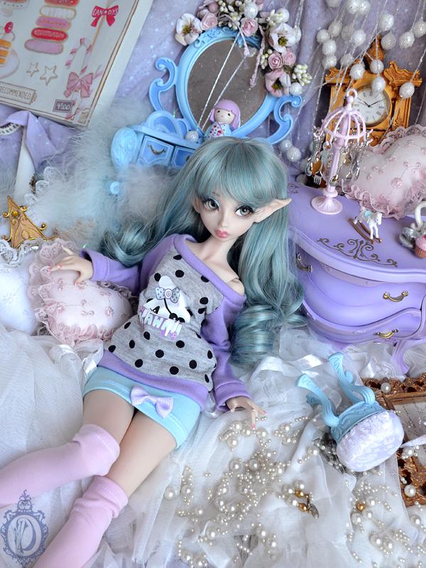 [Créa] † Mystic Dolls † : Réservations ouvertes ! 518600ArielletouteSweet01