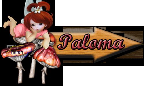 Nombres con P 5186154Paloma
