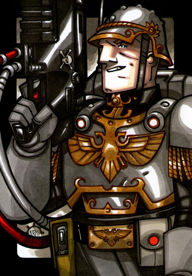 [W40K] Collection d'images : La Garde Impériale - Page 5 519218volponebyaerionthefaithfuld74hhgp