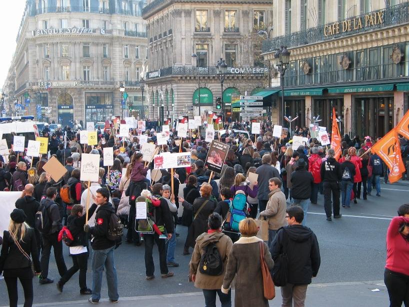 07 - Marche contre la fourrure - Paris 19 novembre 2011. 519490IMG6462