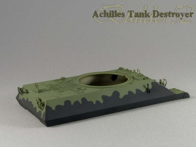 Achilles Tank Destroyer - Academy-Italeri + RB Model + set Blast 1/35 519547P1030810