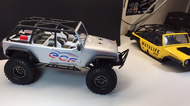 Jeep ECF  auto école  5195519908
