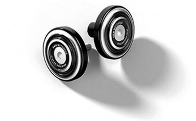 BMW Motorrad : accessoires « Machined » pour les BMW R NineT. 519639recouvrementextrmitdeguidon