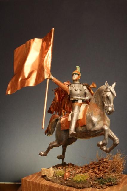 Jacquemin et le drapeau de Arkhangelogorod - Austerlitz 1805 520152IMG2083