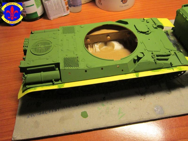 AMX 30 AUF1 au 1/35 d'Heller par Pascal 94 - Page 3 521267IMG16661