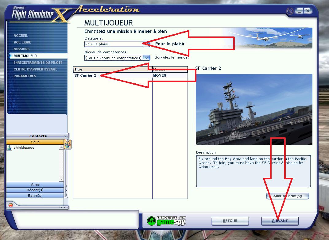 """[Tuto] Multijoueur """"Mission d'appontage"""" FSX Accélération 521453522"""