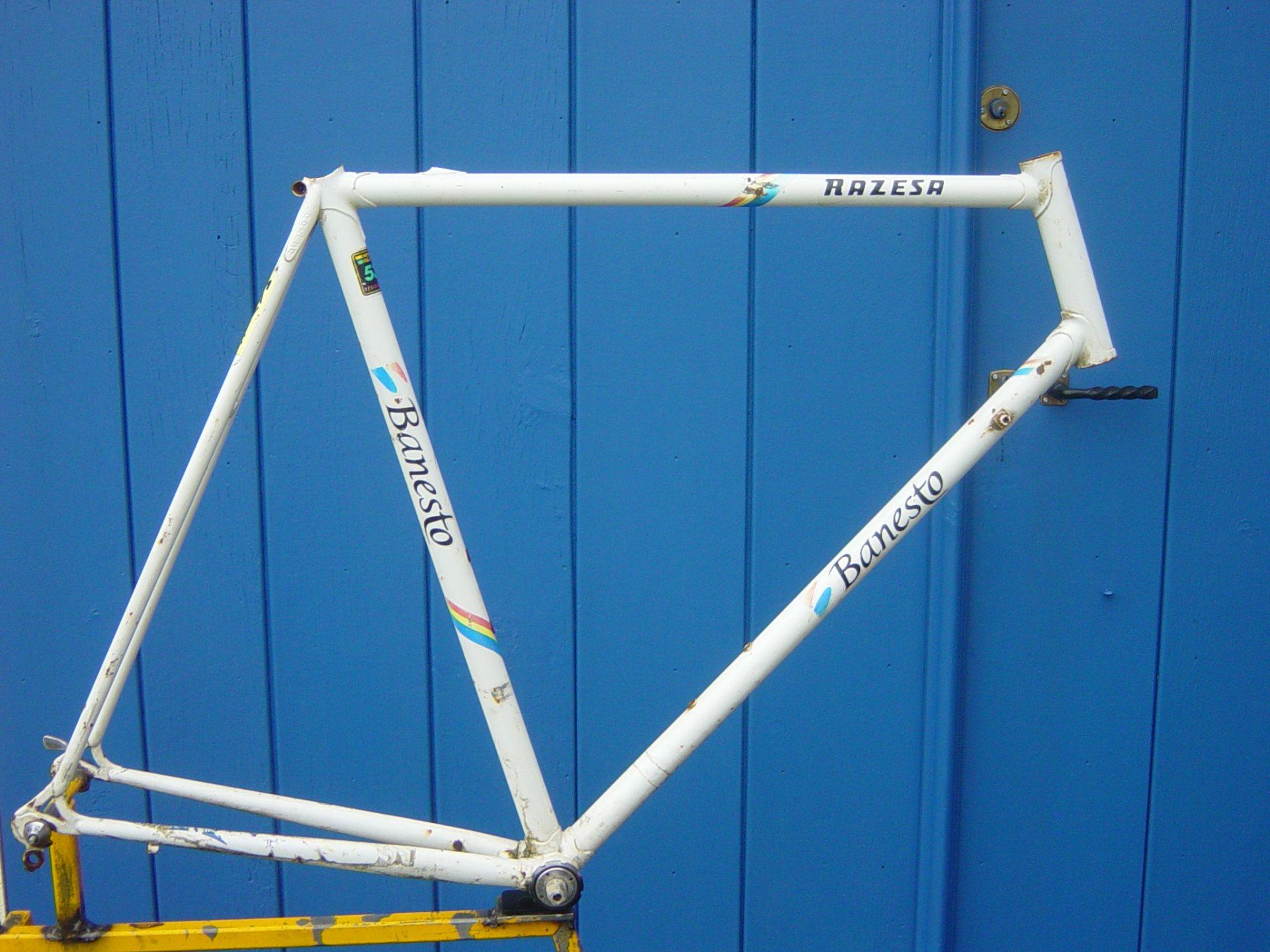 Vélo RAZESA - BANESTO 1991 521845cadre