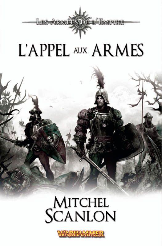 [Bibliothèque Interdite] L'Appel aux armes de Mitchel Scanlon 521871lade3