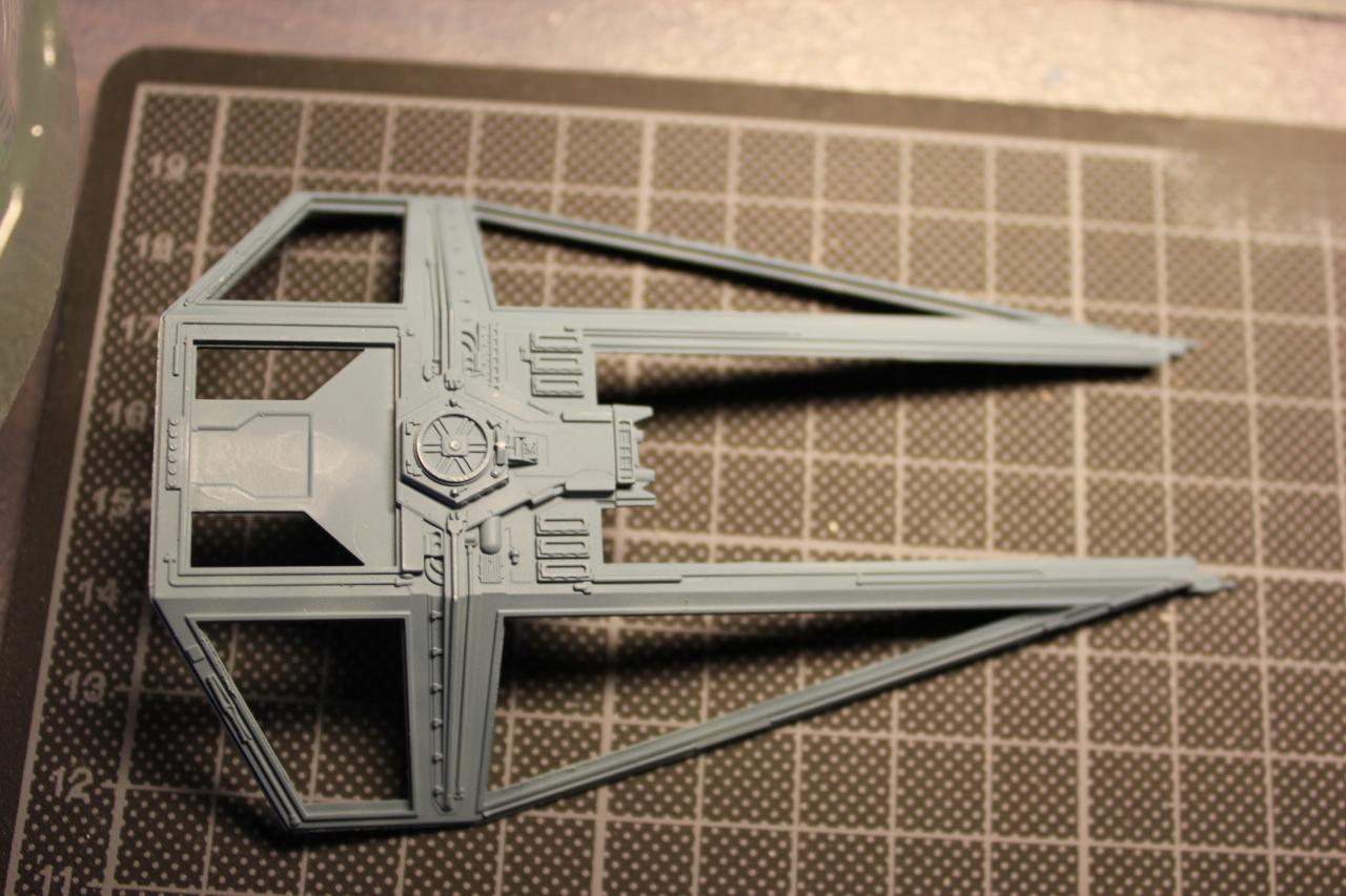 Star Wars [Tie Interceptor] FineMolds 1:72 521921DPP1103