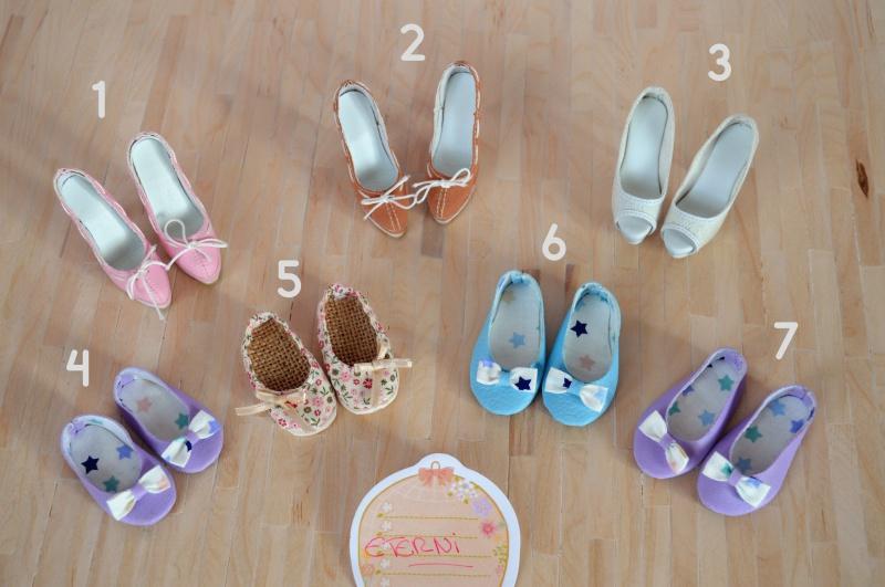 [VENTE] Vêtements et chaussures taille MiniFées  522359chaussures
