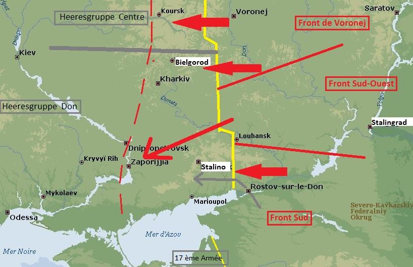 La troisième bataille de kharkov 522843dossierKarkovpartie1