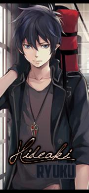 Hideaki Ryūku