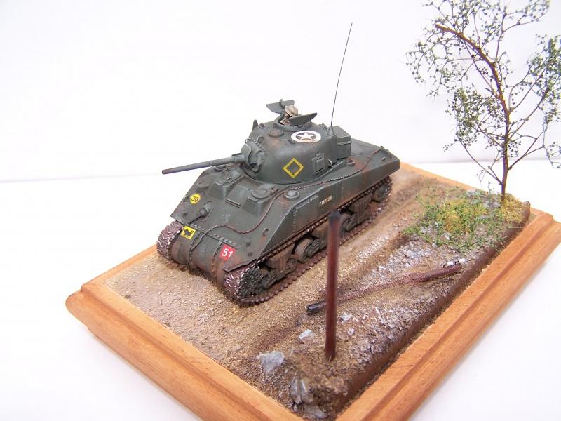 Sherman mk1  Normandie 1944 523578sherman1c030