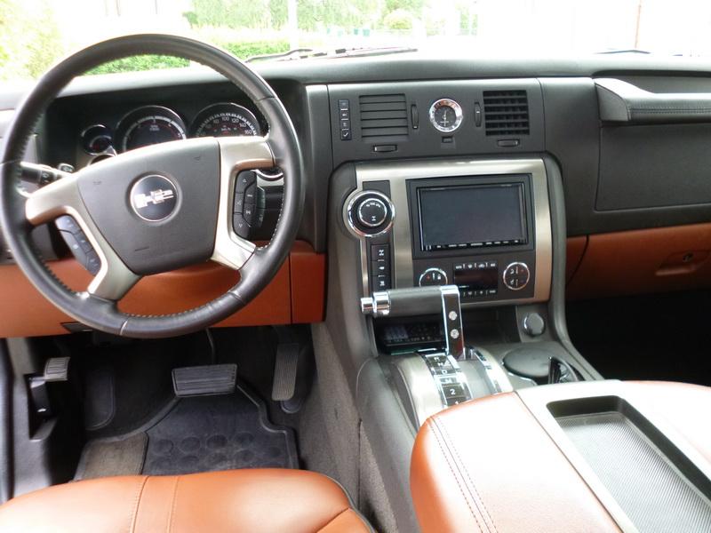 HUMMER H2 V8 6,2L Luxury 2008  (RUN) 523727P1040058