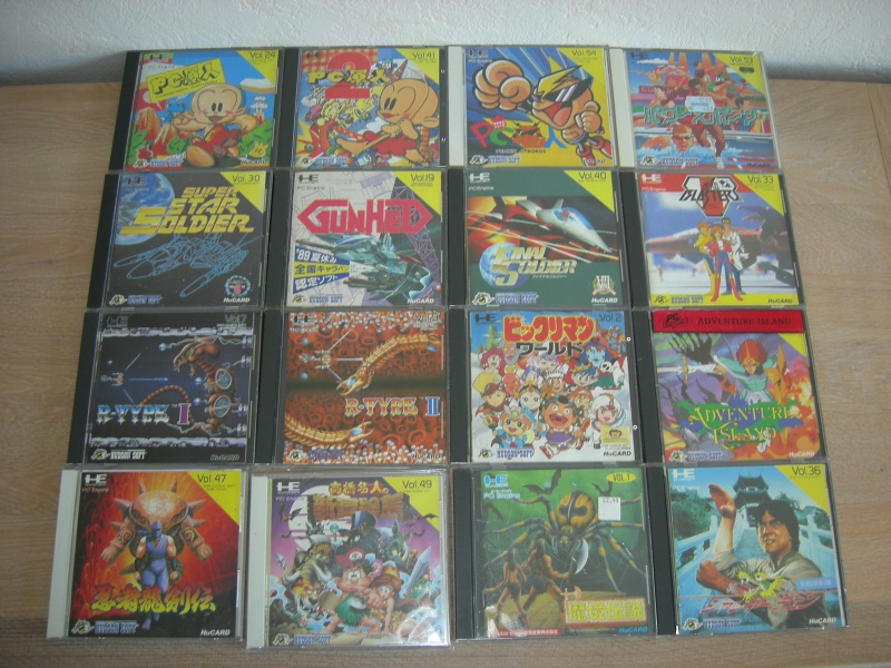 My collec ! Retro un jour..............  523775PCEngine1