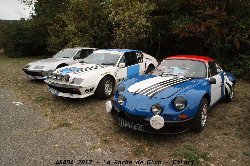 [26] 17/09/2017  4ème rassemblement ARADA à La Roche de Glun - Page 4 523831DSC02409