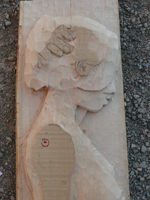 JJ - bas relief d'un nu (2013) 523986056