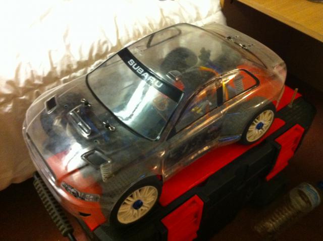Carson Racing Vulcano converti Rallye Game Brushless !!! 524563IMG_0158
